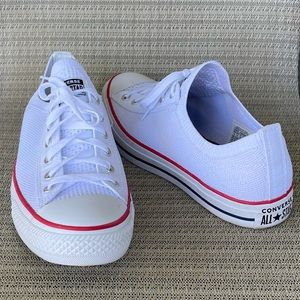 Converse All Star Slip On Mesh Low Top Sneakers 12